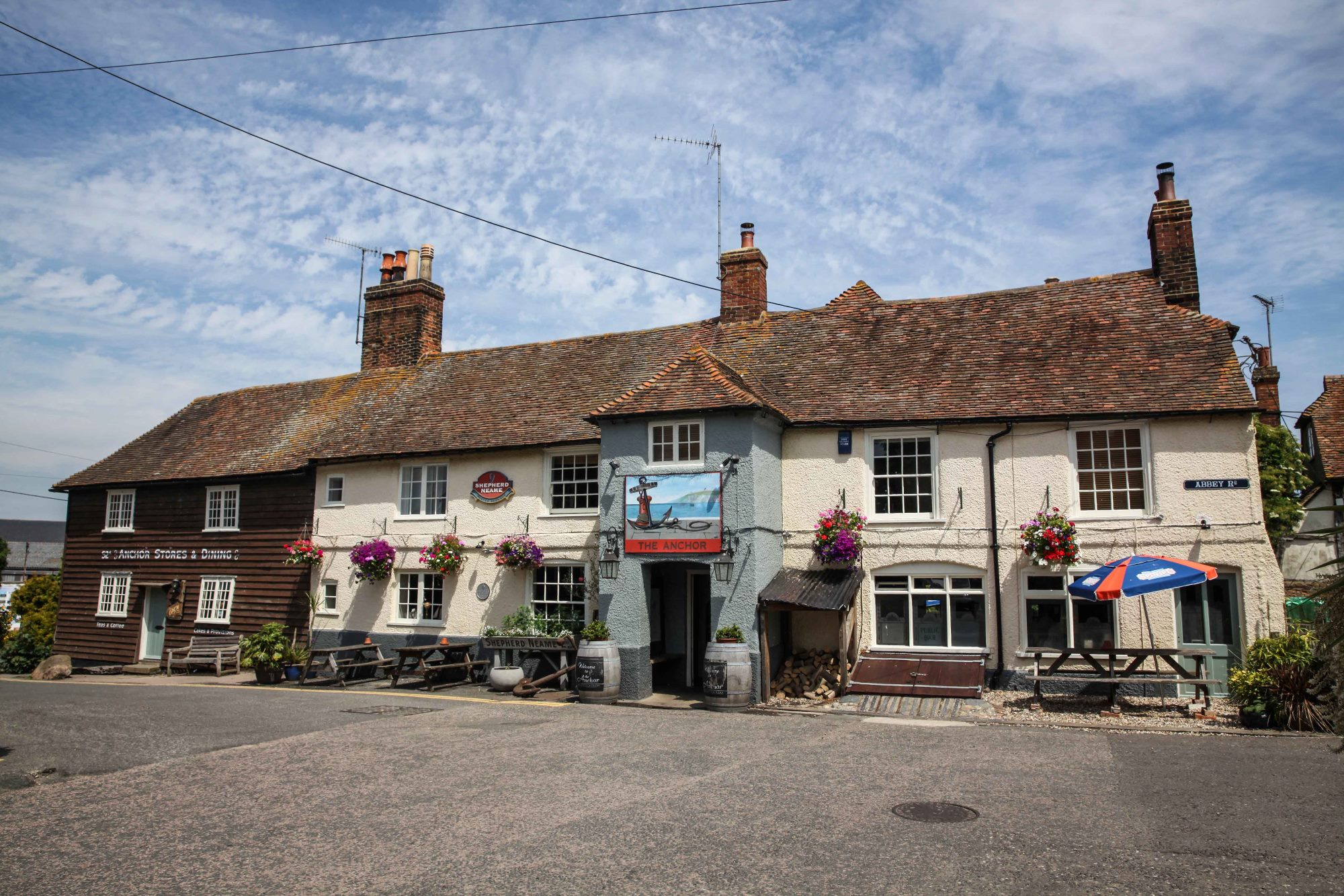 The Anchor Inn Faversham